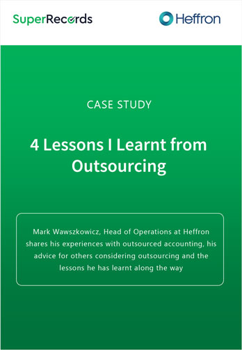 4 Lessons I Learnt from Outsourcing